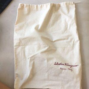 Salvatore Ferragamo shoe bag